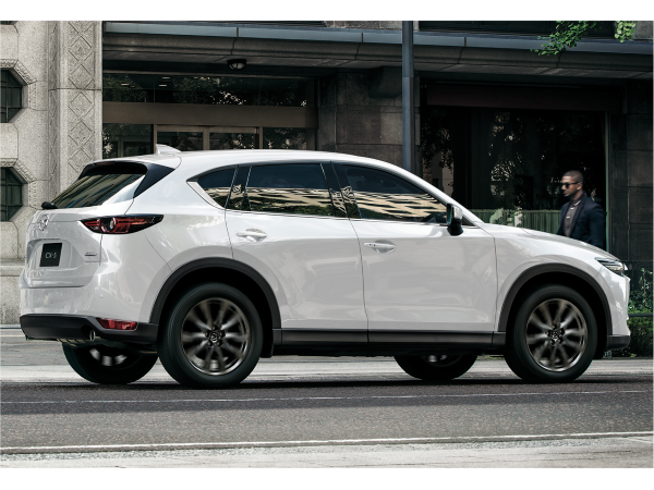 รถยนต์ Mazda Cx-5 (มาสด้า ซีเอกซ์ ห้า)