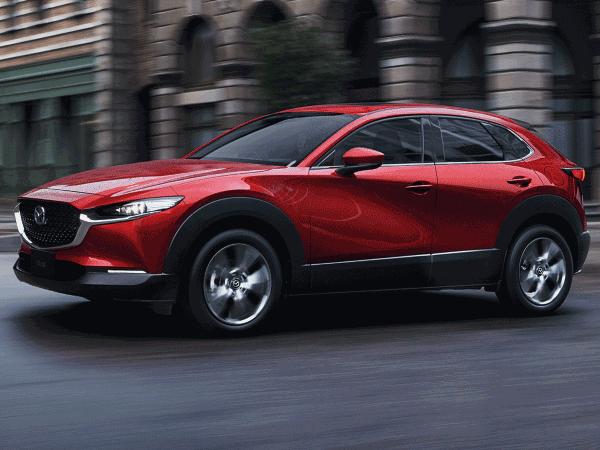 รถยนต์ Mazda Cx-30 (มาสด้า ซีเอกซ์ สามสิบ)