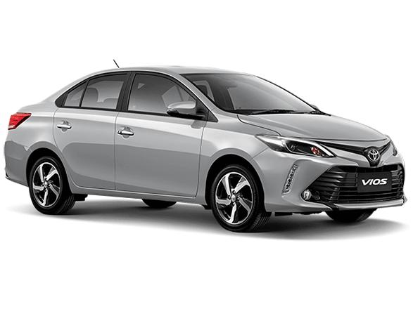 รถยนต์ Toyota Vios (โตโยต้า วีออส)
