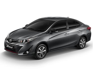 รถยนต์ Toyota Yaris Ativ (โตโยต้า ยาริส เอทีฟ)